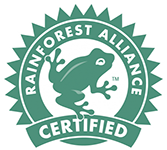 Rainforest Alliance<br /> Certified