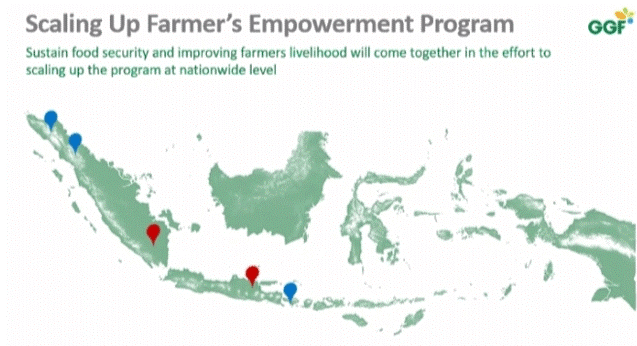 Using the CSV Concept, Great Giant Foods will expand to Bali, Aceh, and North Sumatra