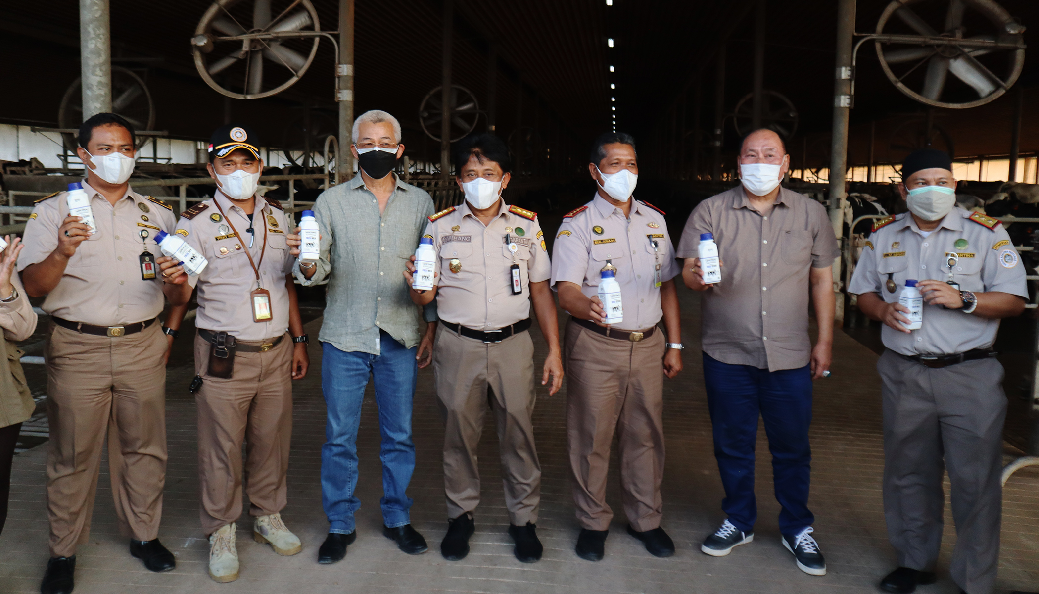 Kepala Bidang Karantina Pertanian Lakukan Kunjungan Kerja ke PT GGP